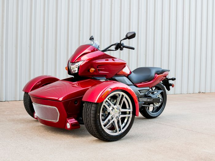 Photo of Hornet RT IFS Motor Trike Conversion