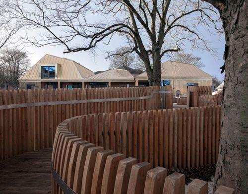 The Arcadia Nursery, Malcolm Fraser Architects, 2015?. Edinburgh, Scotland.
