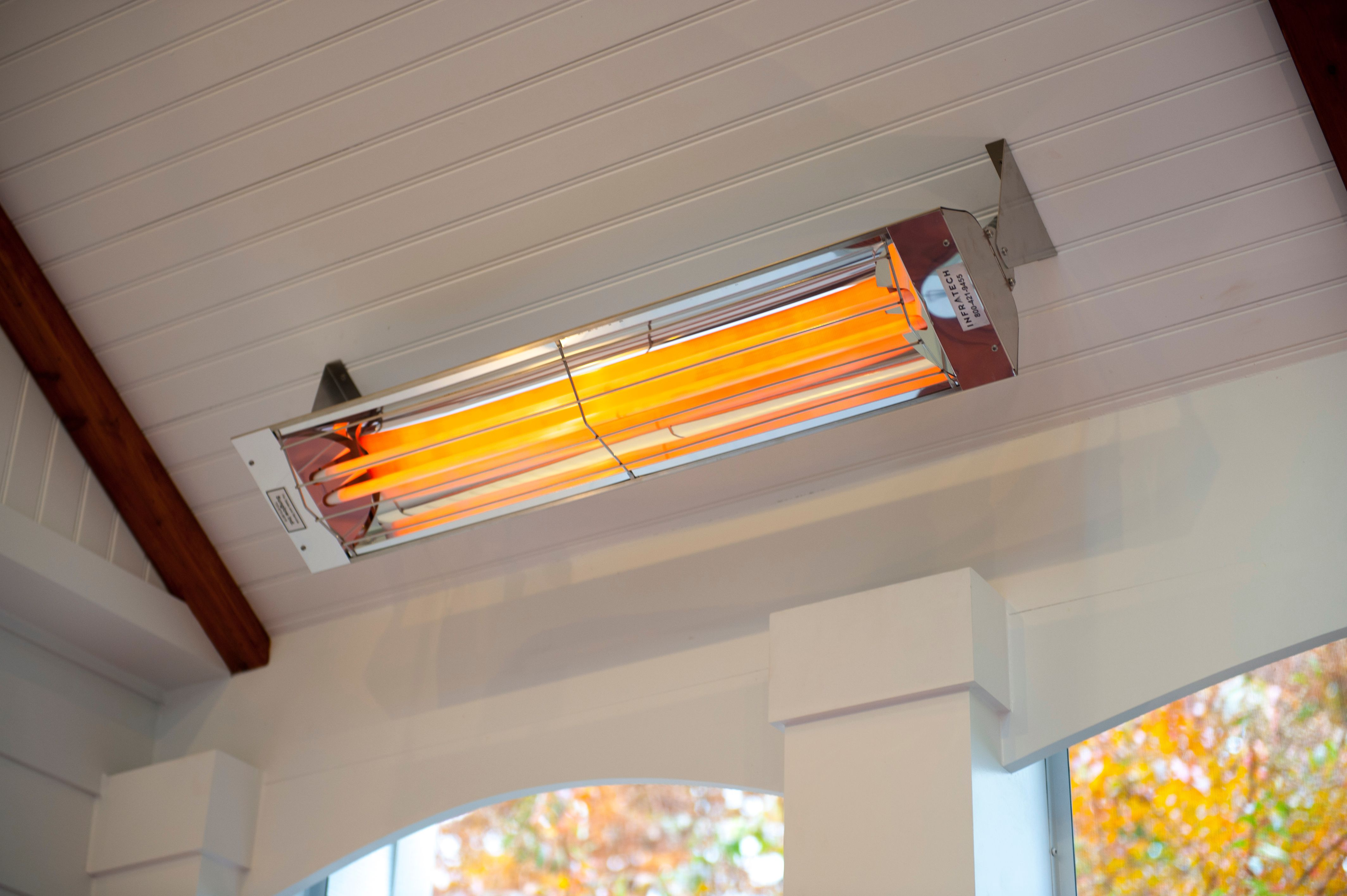 Adding An Infrared Heater To A Screened In Porch Is Great Way Make Porches Accessible Year Round Maryland Virginia And D C