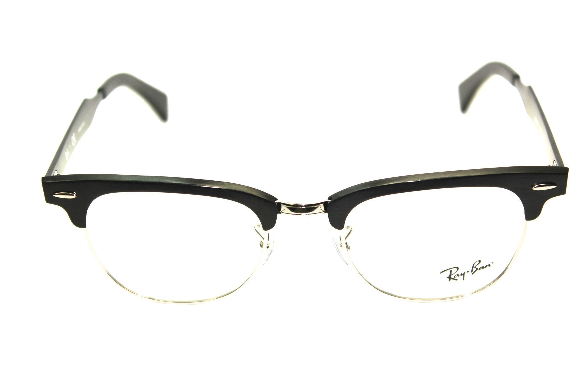 a4743bd48f ... low cost ray ban rx6295 eyeglasses are the classic clubmaster style  with a few cool updated