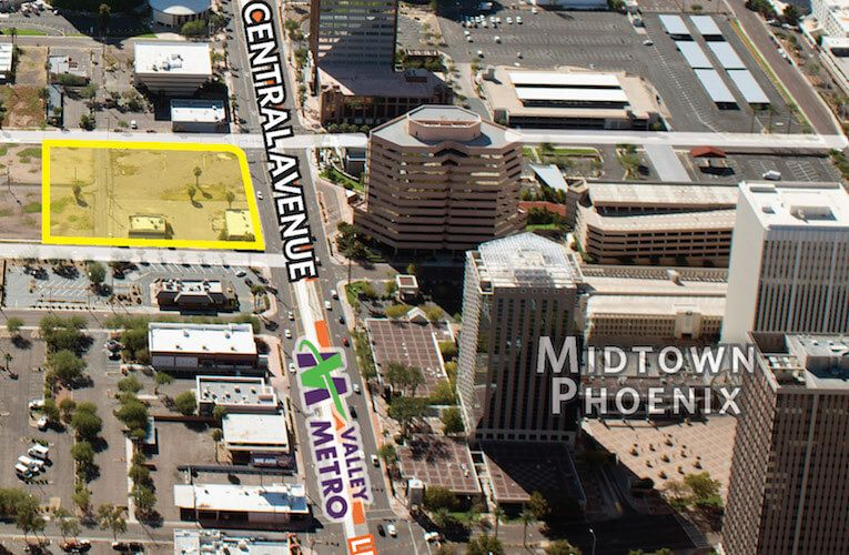 Midtown phoenix site acquired for multifamily project