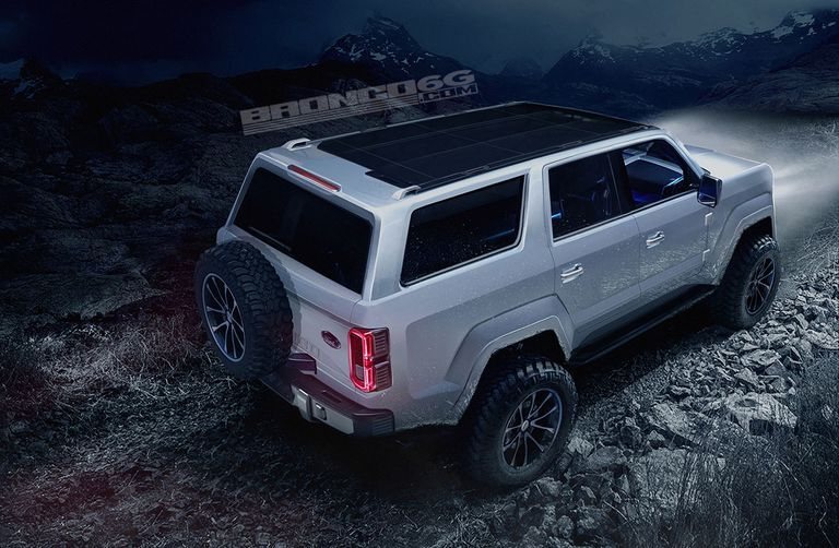 Everything We Think We Know About The 2020 Ford Bronco Ford Bronco Concept Ford Bronco Ford Suv
