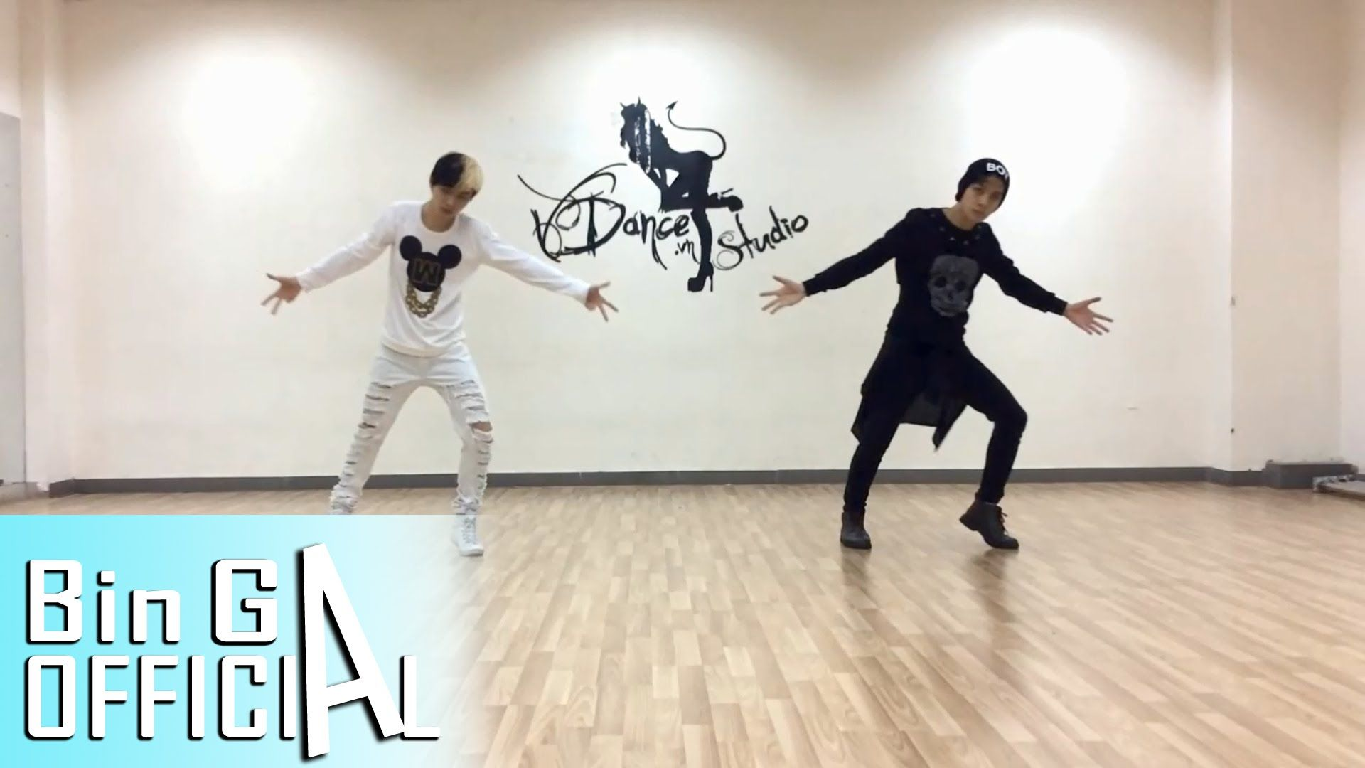 Bin ga dance cover gd x taeyang good boy dance pinterest i have learned this dance and its really easy to learn baditri Images