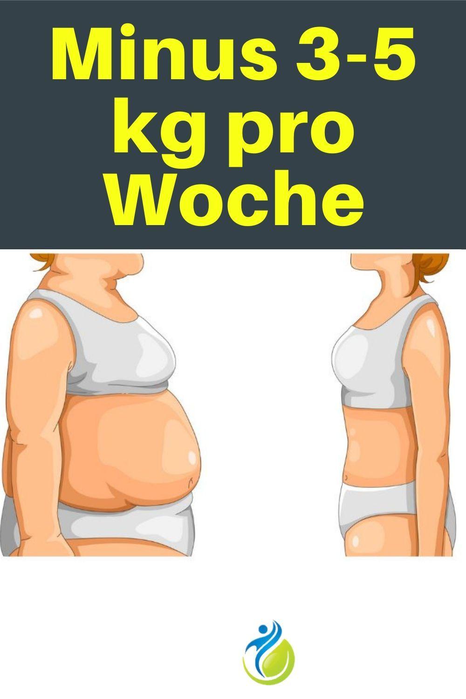Diät 1 Woche Bauch verlieren