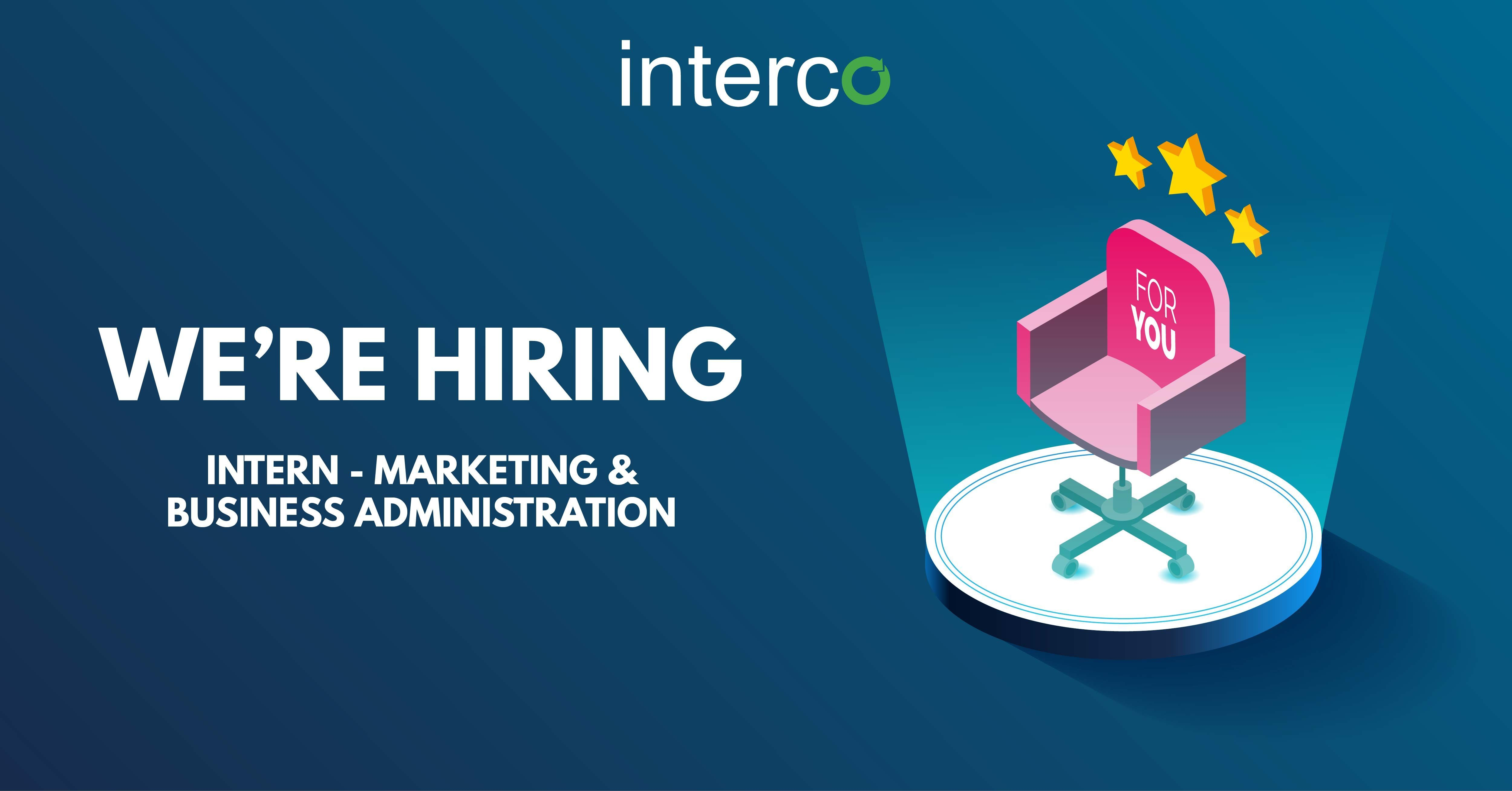 Interco is nowhiring for spring summer