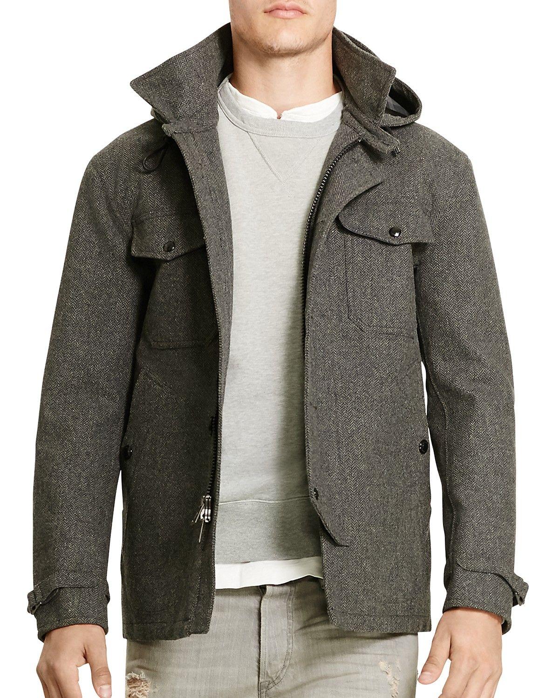Polo Ralph Lauren Bonded Wool Blend Jacket Men Coats Jackets Bloomingdale S Bonded Jacket Wool Blend Jacket Polo Ralph Lauren Mens [ 1500 x 1200 Pixel ]