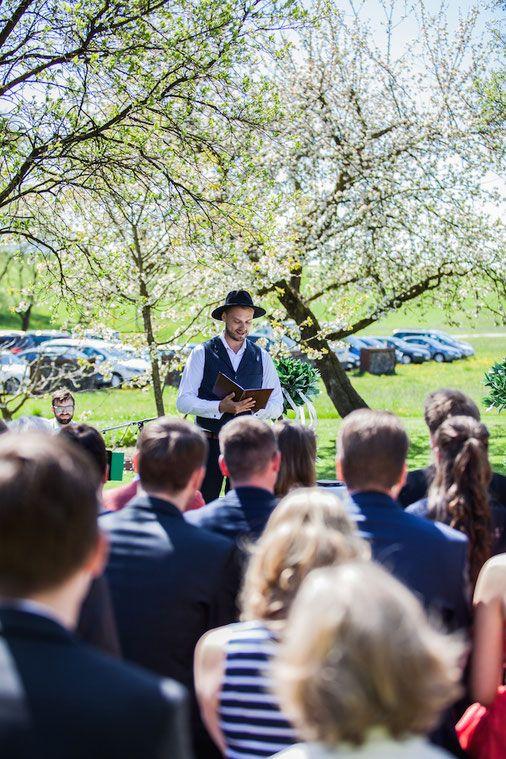 Wedding Story: Lotte & Patrick - Johann-Jakob Wulf - Redner für freie Hochzeiten