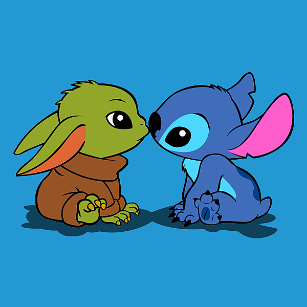 Kawaii Baby Is Sold By Neatoshop For 16 Plus 4 Shipping Day Of The Shirt Collects Daily And Weekl Yoda Wallpaper Cute Disney Wallpaper Cute Cartoon Drawings