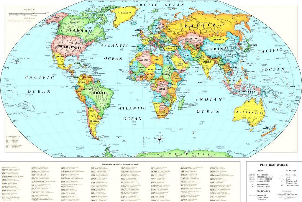 World Map Latitude And Longitude world map latitude longitude map