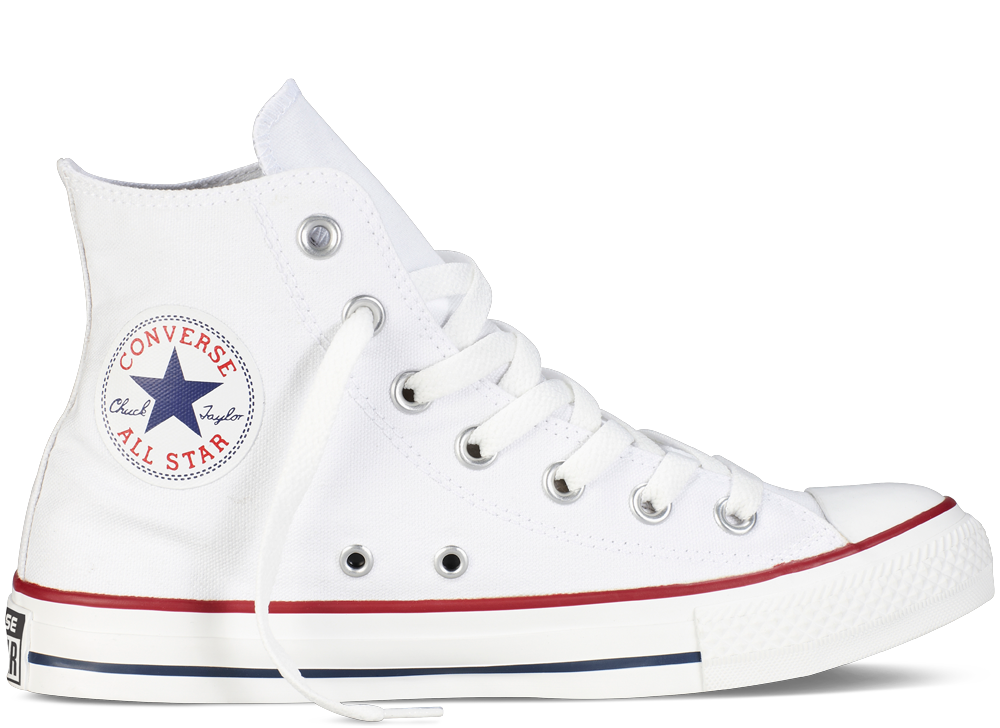 52dce79a073f1d CONVERSE ALL STAR M7650C Hi Optic White Alta Bianca 7650 m7650 3J253C