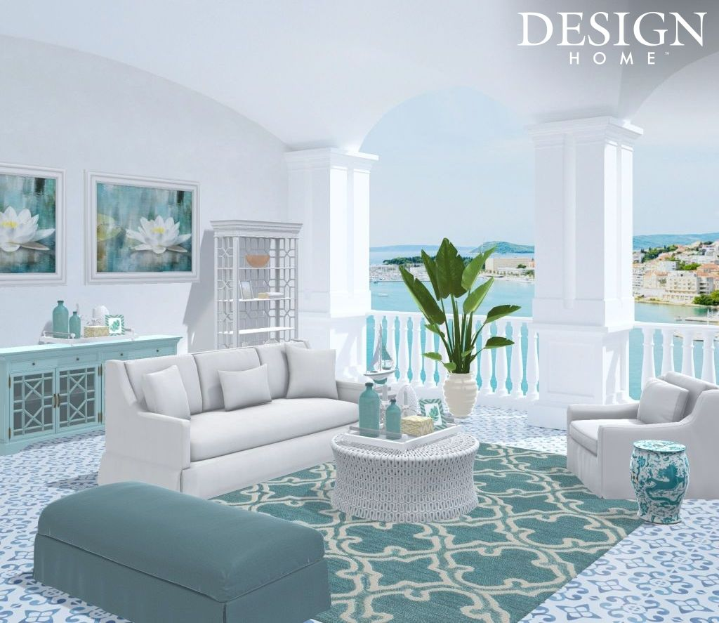 Idea By R Willi On Lower Level Beach House Living Room