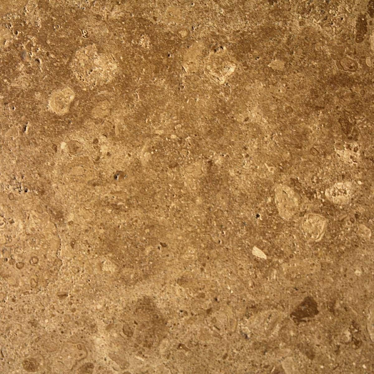 Light Brown Marble : Splotchy dark and light brown textured granite material