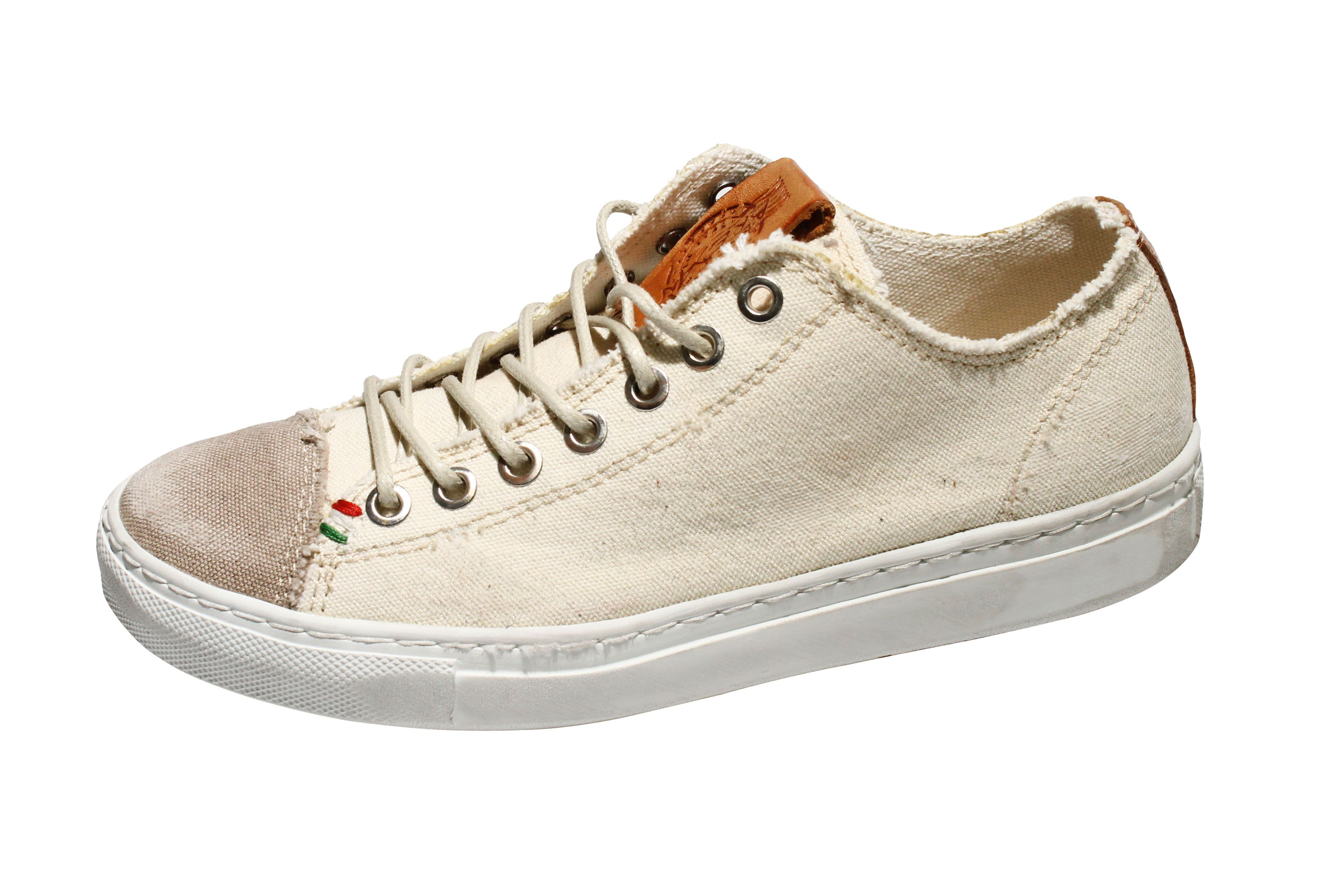 Sneakers Bressan Handmade Giotto white