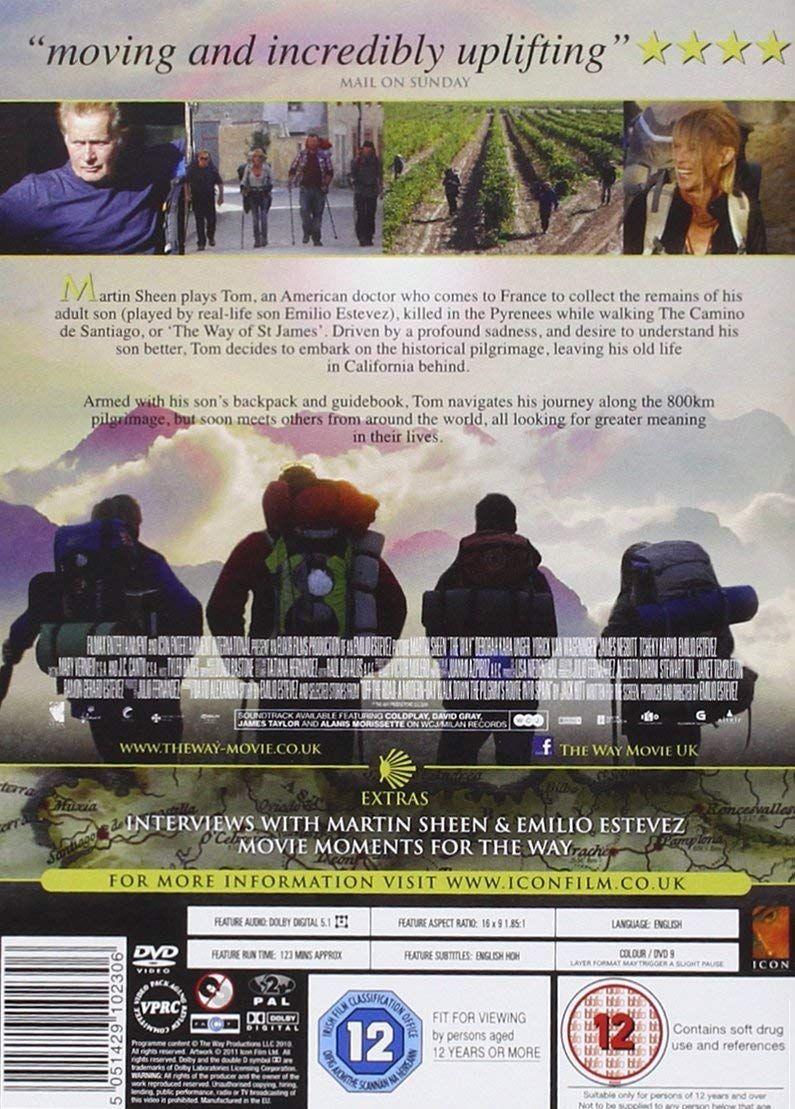 The Way [DVD] (2010) Amazon.co.uk Martin Sheen, Deborah