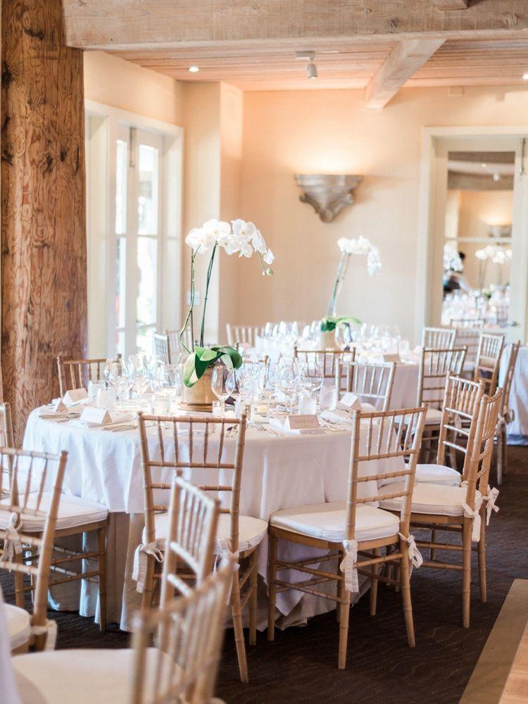 Intimate Hillside Auberge Du Soleil Napa Wedding