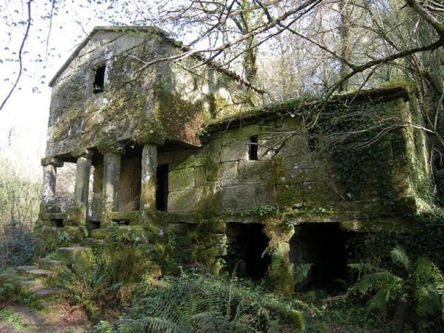 Galicia rural. Autor: Federico Romero