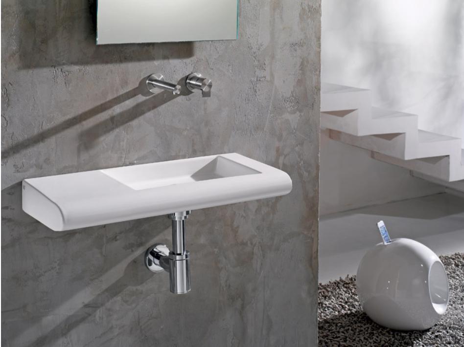 Et Lille Badeværelse Kan Være Svært At Indrette. Derfor Har Jeg ... Design Badevrelse Med Natursten
