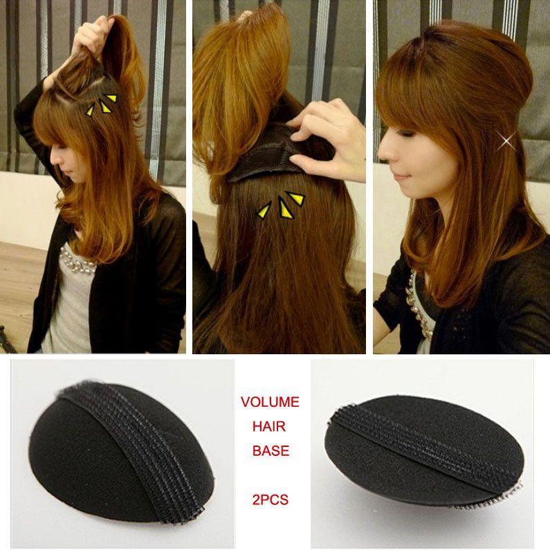 Youmap Sponge Hair Maker Styling Twist Magic Bun Base P Insert Tool Volume A5r27