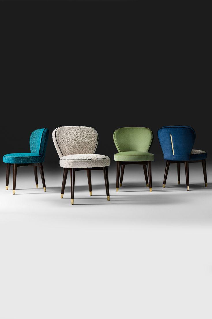 Luxury Italian Designer Chair Dining Chairs Chair Design Furniture