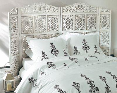 tete de lit orientale t tes de lits headboards for. Black Bedroom Furniture Sets. Home Design Ideas