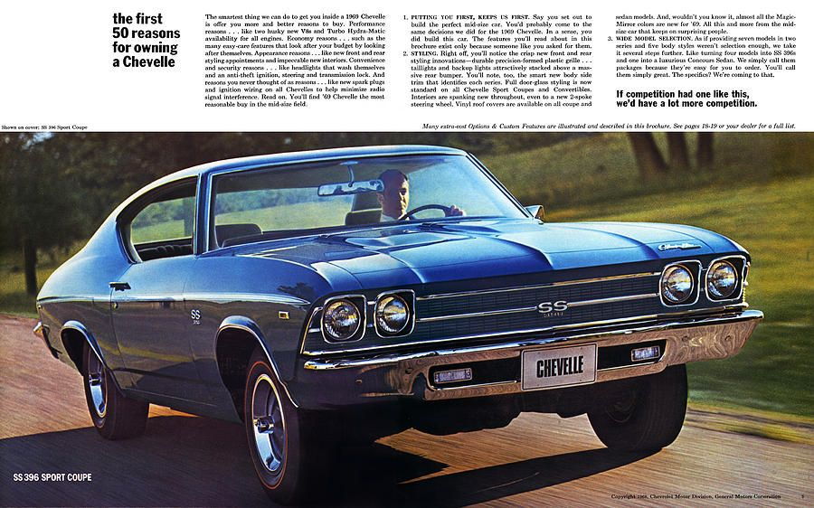 Pin On Awesome Classic Muscle Car Ads