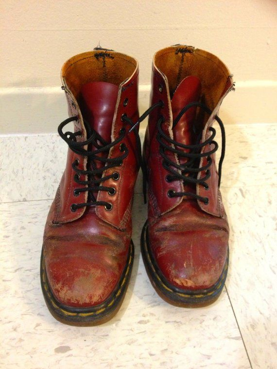 Doc Martens Martens Doc   Vintage Fashion   Pinterest   Doc martens, Stiefel and ... e1cace