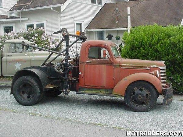 1940 tow truck should i keep it or what hot rod forum hotrodders bulletin board rat rod. Black Bedroom Furniture Sets. Home Design Ideas