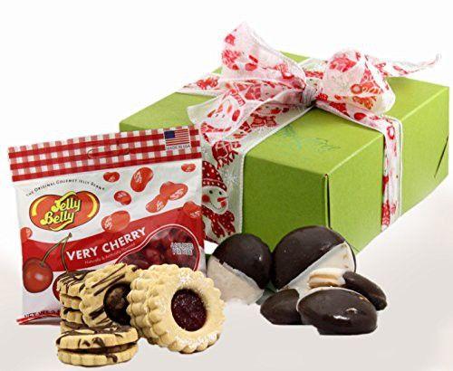 Medium winter wonderland gluten free gift box xmas gift gluten free gift box xmas gift baskets family holiday negle Images