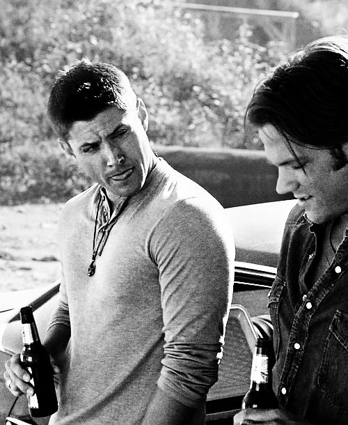Sam and DeanYellow Fever … Supernatural, Supernatural