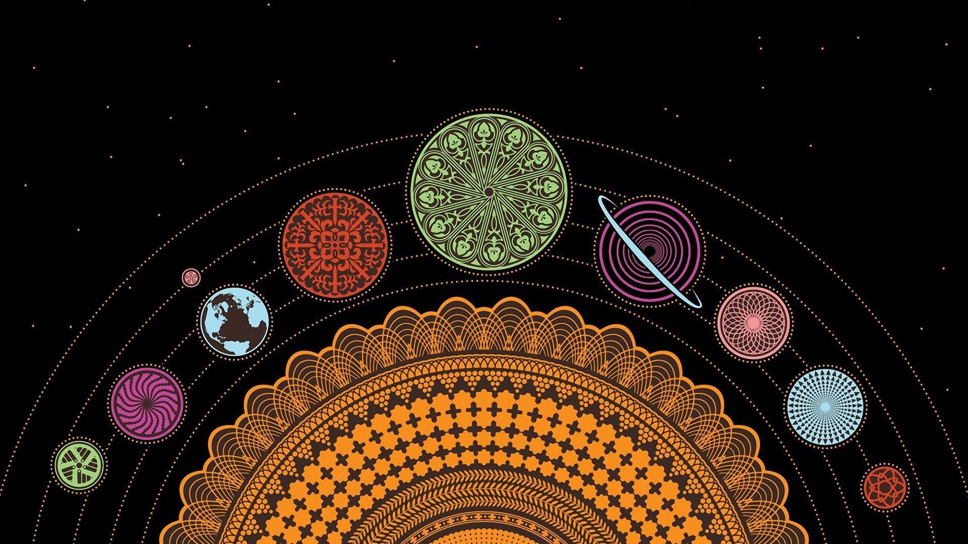 1920x1080 Minimalism Space Universe Steven Universe