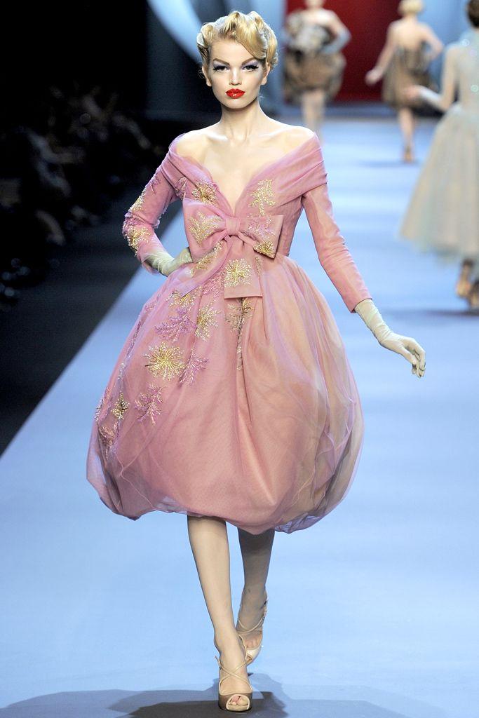 Christian Dior Couture Primavera 2011 - Colección - Galería - Style ...