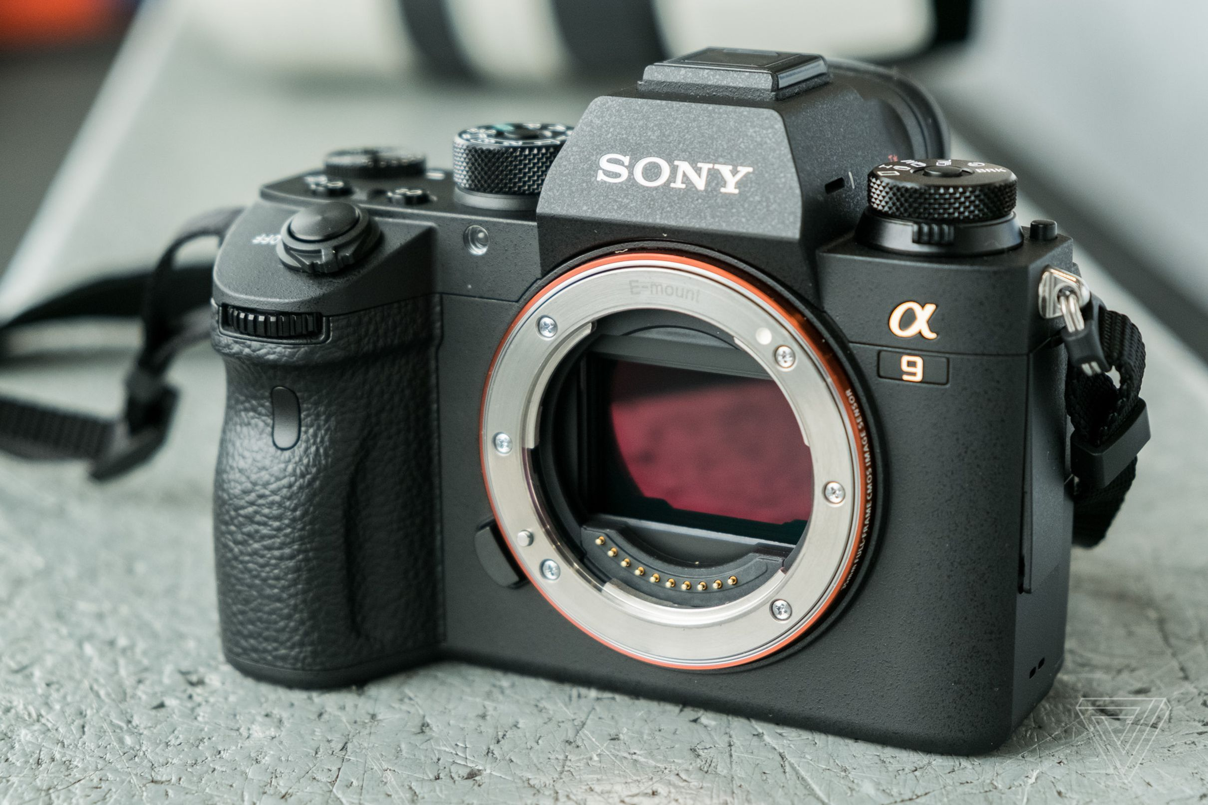 Sony\'s new A9 is so fast it will make you giddy   Sony and Cameras