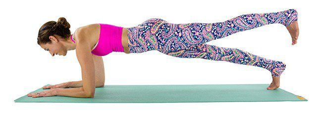Watch: You Need to Try This Total Body Tone and Burn