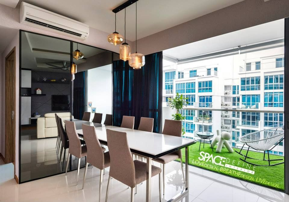 Executive Condominium The Canopy By Space Define Interior