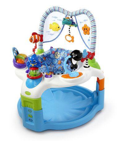Another great find on #zulily! Baby Einstein Baby Neptune Activity Saucer by Baby Einstein #zulilyfinds