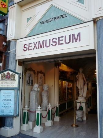 Sex museum london