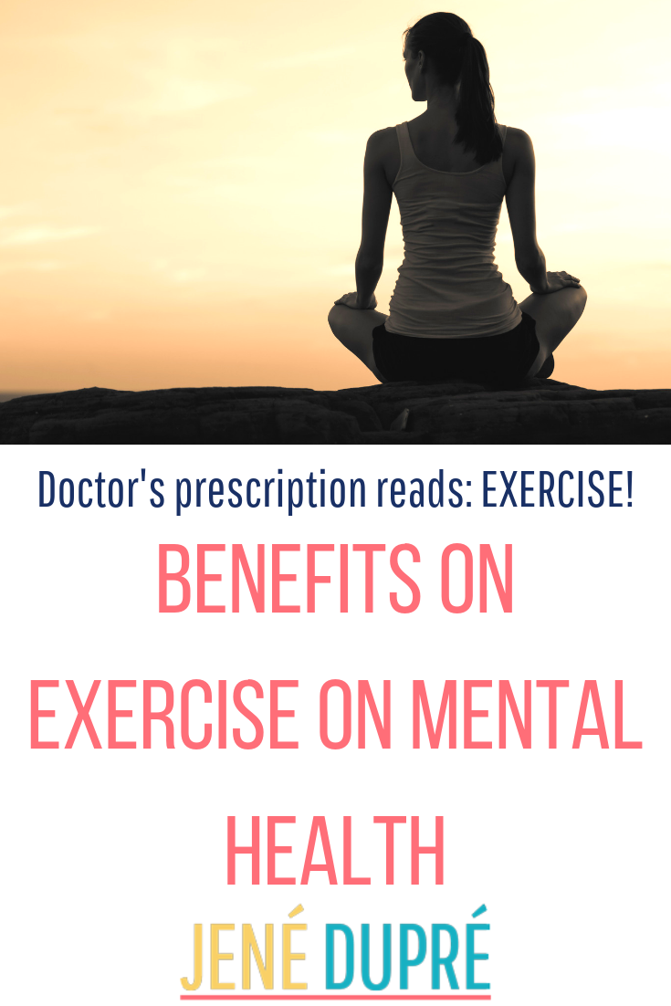 Does exercise benefit your mental health?! YES! Exercise has huge effects on mental health! Exercise...