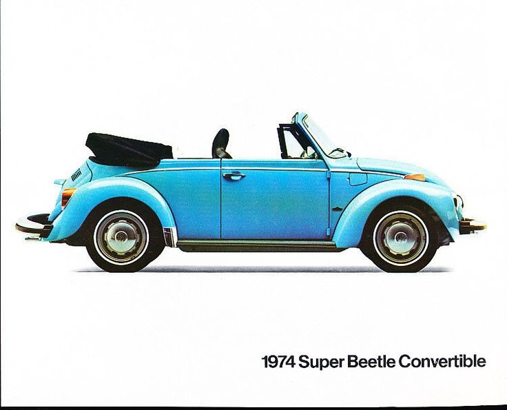 Image result for 1974 love bug
