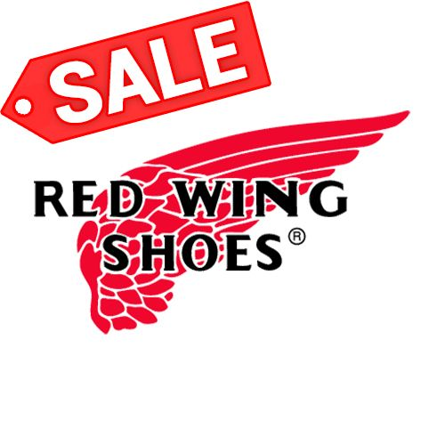 Red Wing Sale Shoes