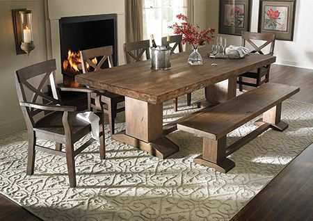 The Dump Furniture Outlet Cape Town 94 Dining Table Rustic