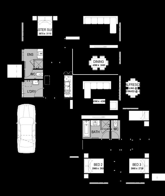Alkimos vista estate floorplan by go homes house pinterest alkimos vista estate floorplan by go homes malvernweather Choice Image