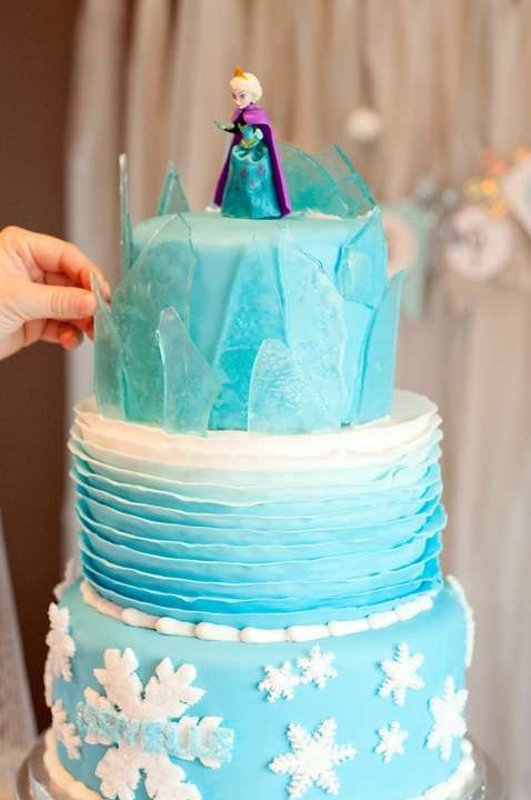 Disneys Frozen Birthday Party Ideas Disney s Elsa and Birthdays