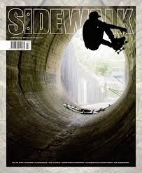 Sidewalk Skateboard Magazine issue 192 Sidewalk