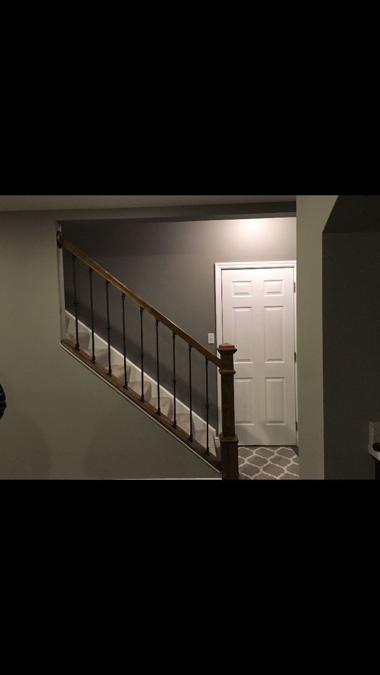 Best Diy Open Up A Basement Staircase More Living Room 400 x 300