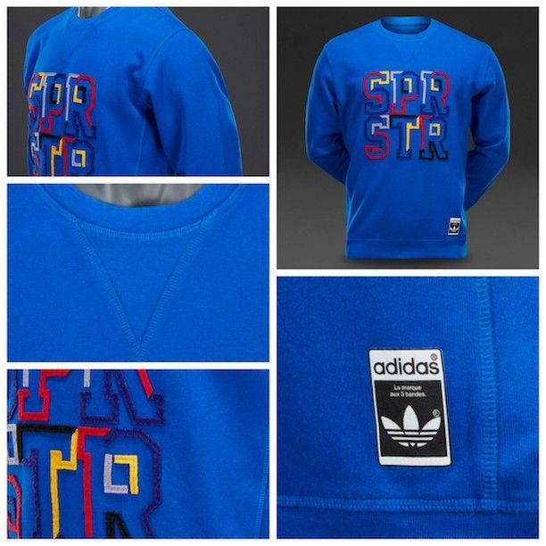 adidas Originals City Series Crew Blue
