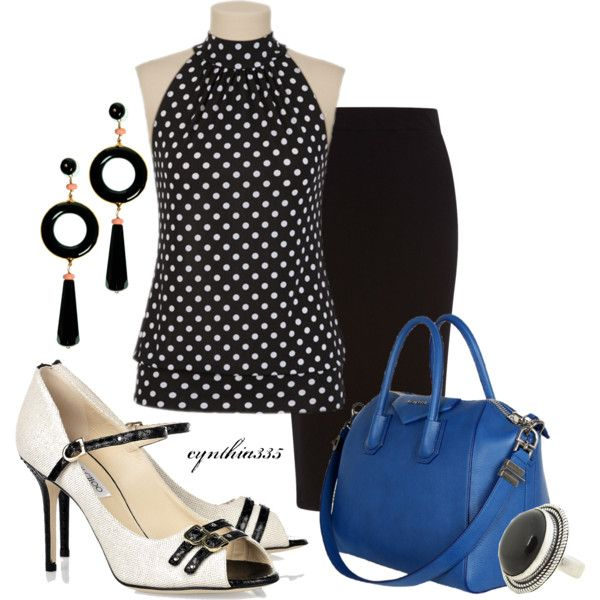 """""""Jimmy Choo Adita Canvas and Snakeskin Pumps"""" by cynthia335 on Polyvore"""