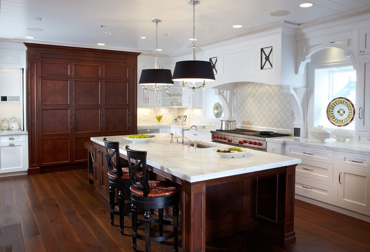 Kitchen Long Island Showroom Kitchen design