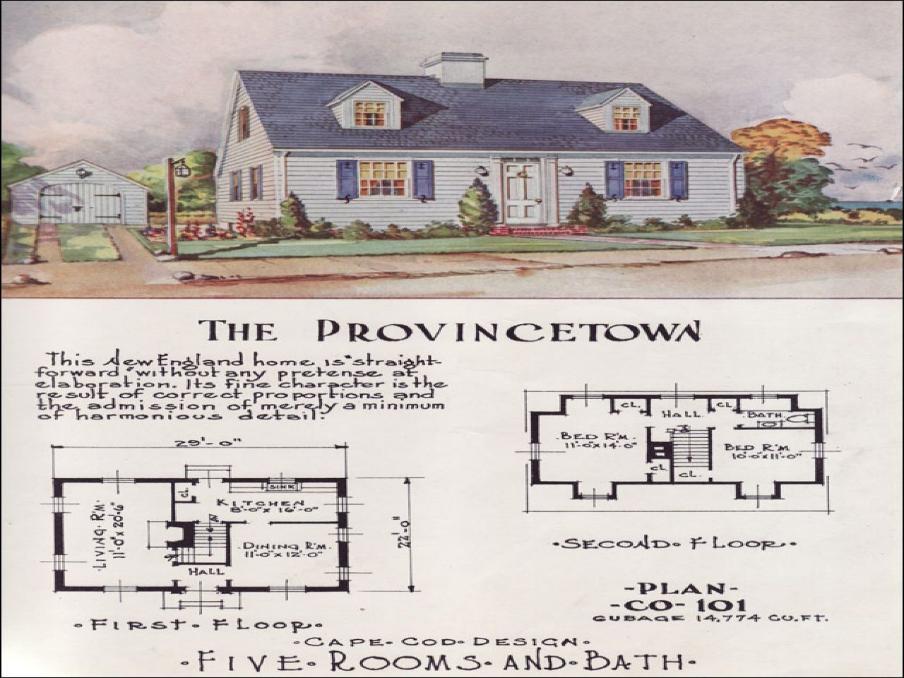 Cape Cod House Plans Are Simple Yet Effective Originally Designed To Withstand Severe New Cape Cod House Plans Cape Cod Style House Cottage Style House Plans