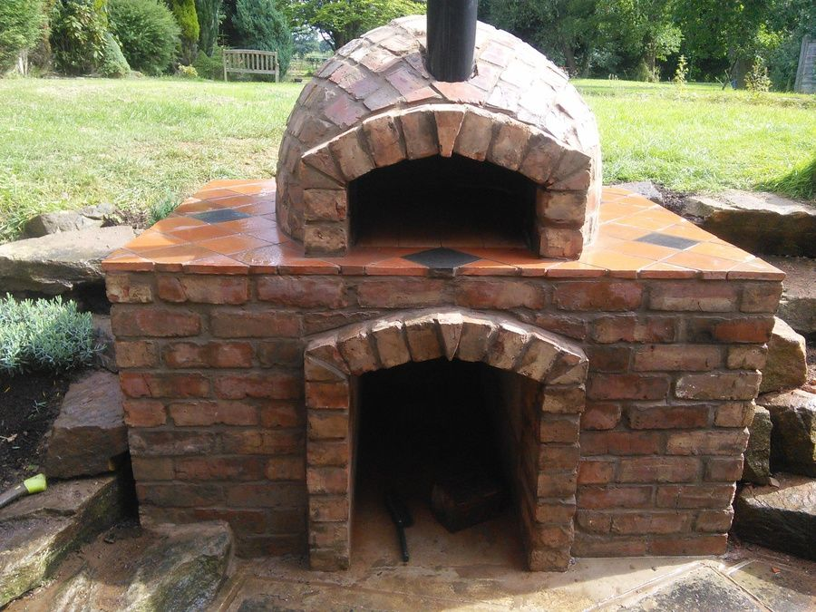 Buy a topoftherange DIY pizza oven kit and build your