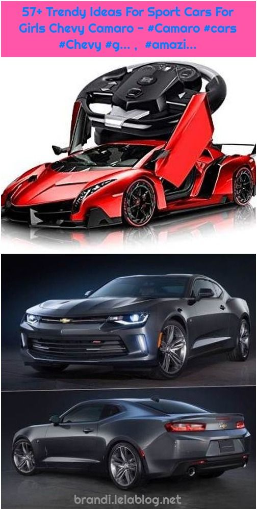 57+ Trendy Ideas For Sport Cars For Girls Chevy Camaro - , You could find more details by visiting